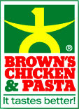 browns chicken pasta calories