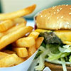 fast food calories restaurants