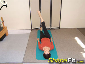 pilates exercises photos instructions